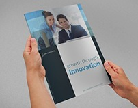 Company Brochure Template Vol.41 -12 Pages