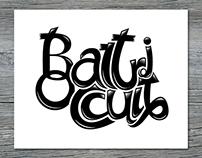 BATTRiOCCULT - Typography