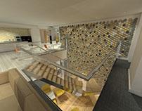 New Corporate Office Interiors Scheme