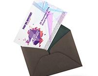 2014 Icon Offshore Annual Dinner - Invitation Card