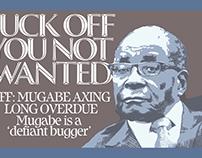Editorial illustration -Zimbabwe crisis