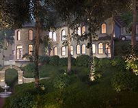 Ghassemi Residence. Lafayette, California, US
