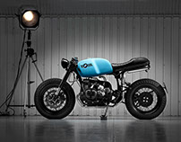 BMW R 100 R - THE LAST OF THE AIRHEADS