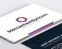 mercachemsyncom | branding, positioning & design