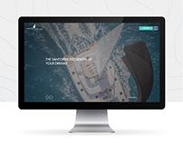 The Santorini Yachting Club Website
