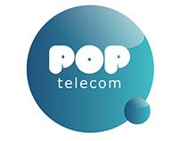 POP Telecom - Web Banners
