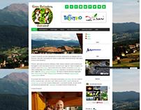 Casa Belvedere Ronzone Website