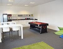 MedservUK | Office Refurbishment | Haywards Heath