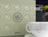 Sweet Delights branding
