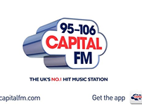 Capital FM - TVC - Are You Ready