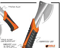 Evolo Recreational - Hatchet Concepts