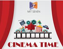 Peça de Divulgação - Cinema Time