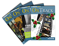 OnTrack Quarterly Internal Magazine