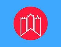 Historical City Logos