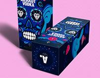 Absolut Vodka – Dia De Los Muertos packaging