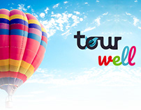 Tour Well - Website UI