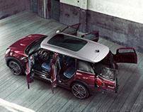 BMW Mini Campaign