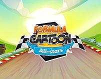 Formula Cartoon All-stars