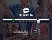 Design website for Out learning