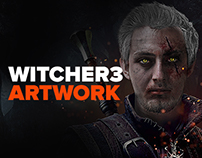 Witcher 3 Artwork