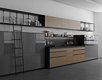 KITO kitchen by Pavel Vetrov for INSTYLE