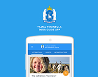 Yamal peninsula travel app