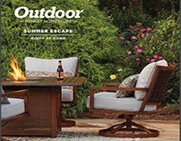 Ashley HomeStore Outdoor Catalogs