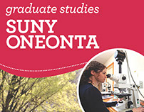 SUNY ONEONTA: Posters
