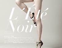 L'Été Noir for iMute Magazine