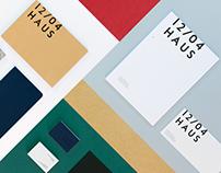 Twelve Four Haus Branding
