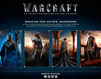 Landing Warcraft - Andes Films