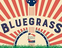 Bluegrass & BBQ Event Poster - Calhoun Liberty Hospital