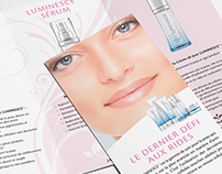 Jeunesse leaflet & business card