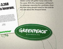 Integrated Campaign - Greenpeace