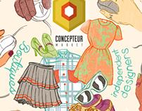 Concepteur Market