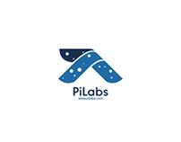 Pi Labs Logo Process