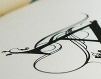 Typographic Illustration