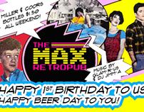 the MAX RETROPUB
