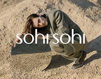 sohi sohi — Logo design.