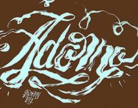 Adorno — T-shirt — 2012
