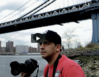 Video: Photographer Orlando Oliveira