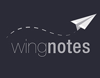 Wingnotes Branding