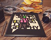 Storytelling Typography