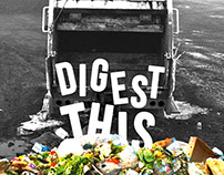 Ad Council Food Waste Campaign