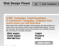 Web Design Planet / Templates
