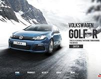 Volkswagen Microsite