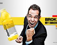 Vitamin Water-Spark Microsite