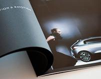 Press kit Concept Car PEUGEOT