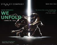 Dance Company newsletter