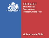 CONASET / Radio #Desacelérate
